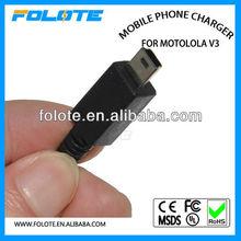 MAINS CHARGER FOR MOTOROLA L2 L6 MOTO Z10 PEBL U6 RAZR max Mobile Phone V3 V3xx UK