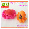 10Pcs Promotional New Design Sea Soft Small Rubber Toy Animals