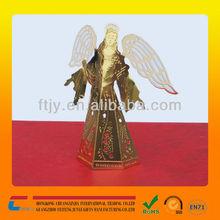 metal crafts manufacturer china christmas ornaments, metal christmas decors
