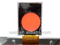 "1.5""inch 240*(RGB)*240 dots round Flexible LCD TFT"