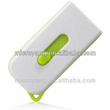 Pushed,slid, usb flash drive/disk/memory stick