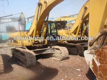 escavatore utilizzato del gatto cat330c originali dal giappone