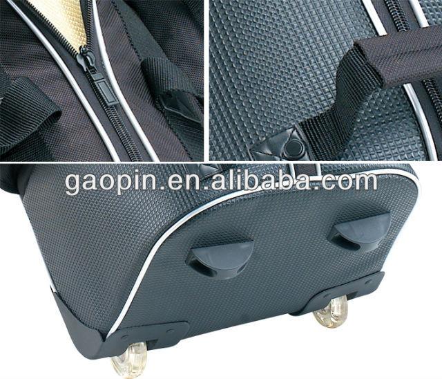 HK-5000 golf bag with wheels