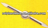 7mm flat surface length claw rivet