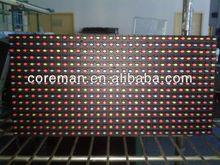 New design 2RGB,RGB,video p20 p16 virtual pixel outdoor full color led display module