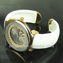 lady bracelet watch metal alloy women bracelet watch 2013