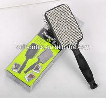Professional Bling PADDLE Cushion Hair Brush