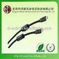 de alta velocidad mini hdmi de extensión de cable conector