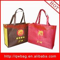 nonwoven laminated bag non-woven 2 bottle wine bag