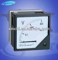 Medidor de voltaje/analógica medidor de voltaje