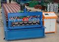 c44 roll dá forma à máquina de rolo de folha de zinco para a cobertura do painel da máquina