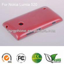 colorful imported TPU case for Nokia Lumia 520 cases