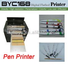 42 pens at once, digital plastic pen printer