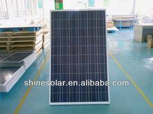 130w photovoltaic solar panel for waterpump
