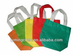 eco green decorative reusable bags