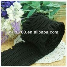 Plain elastic cord balls for latest long skirt design