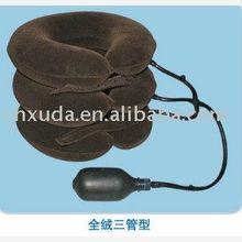 AFT-1075 New Light Air Cervical Neck Traction Comfort Brace Device Unit