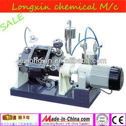 Chewing gum kneader mixer