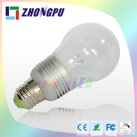 led clear bulb 4W 2013 the best selling products made in China