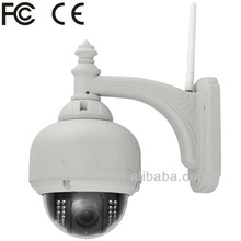 Mini speed dome P2P wifi camera