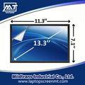 La pantalla del portátil cuaderno de venta al por mayor lcd monitor de ordenador lp133wh2-tll4 la venta