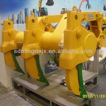 Komatsu dozer D65EXD85EX-15 three shank ripper welding construction machinery spare parts