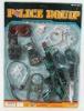 plastic army toy guns set GS8338301-4