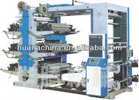 PE/BOPP Film Roll Flexo Printing Machine