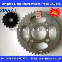 1023 Steel 43/16T motorcycle sprocket TITAN CG150