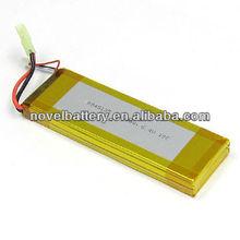 10C discharge 6.4V Lifepo4 battery 3500mAh (0845135)