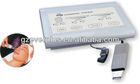 Ultrasonic skin scrubber peeling machine portable