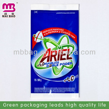 Customized design big bags washing powders with logo printed