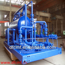 ASME pressure tank gas liquid separator