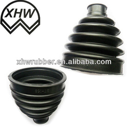 high quality cross joint pipe fitting/expansion bellow/ auto and machinery rubber bellow / dust cover hot sale