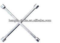 cross tire wrench, cross rim wrench, cross wrench