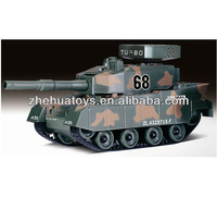 New popular RC Shooting Tank with bullet
