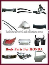 zhejiang auto body moulds for honda, car lamp, auto bumper