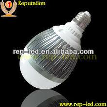 Good Quality super bright modern design e27 led lamp 9w