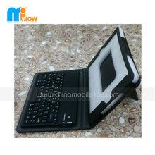 wireless bluetooth keyboard leather case For iPad mini wireless bluetooth keyboard teclado Funda de piel