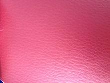 Automotive trim leather PVC for car seat