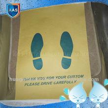 Universal Anti Oil Waterproof Outdoor Full Disposable Paper Floor Mat