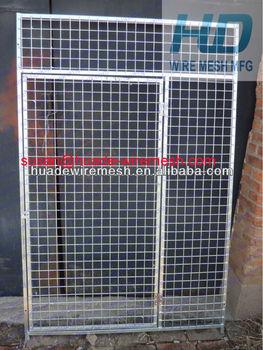 galvanized dog fence/fence dog kennels/panel/dog cage