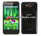 5'' MTK6589 Quad Core 1G RAM Dual SIM Android 4.2.1 mobile phone MIZ Z2