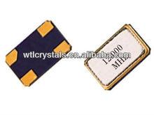 6.0*3.5mm SMD 4pads quartz crystal tuning fork hf radio transceiver