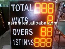 led cricket digital scoreboard for stadium use