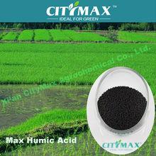 humic minerals 60% humic acid powder organic fertilizer
