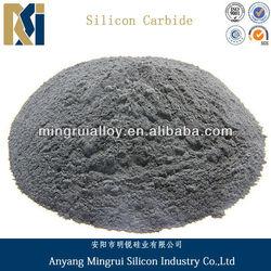 carborundum for making grinding head
