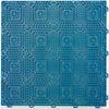 Impact plastic Durable PVC roll flooring tiles for Hockey court