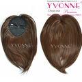 la moda del cabello fringe de pelo sintético bang pelo
