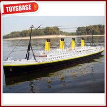 RC titanic models